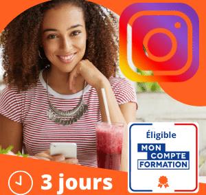 Instagram : Créer et animer un compte Instagram professionnel