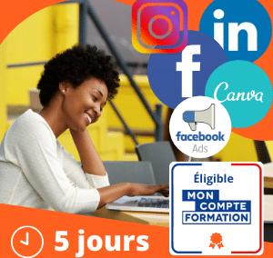 Réseaux Sociaux et Publicité Facebook Ads (Débutant)