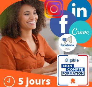 Réseaux Sociaux et Facebook Ads (Intermédiaire)