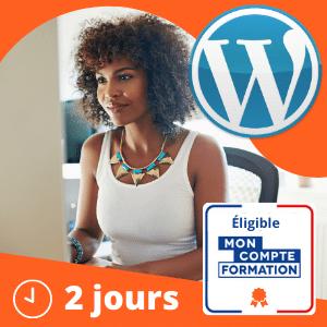 WordPress : Création et mise à jour de site web